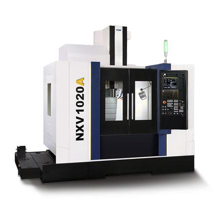 Obrázek CNC vertikální obráběcí centrum YCM NXV 1020A